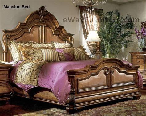 mansion bedroom furniture giovanna mansion bedroom set