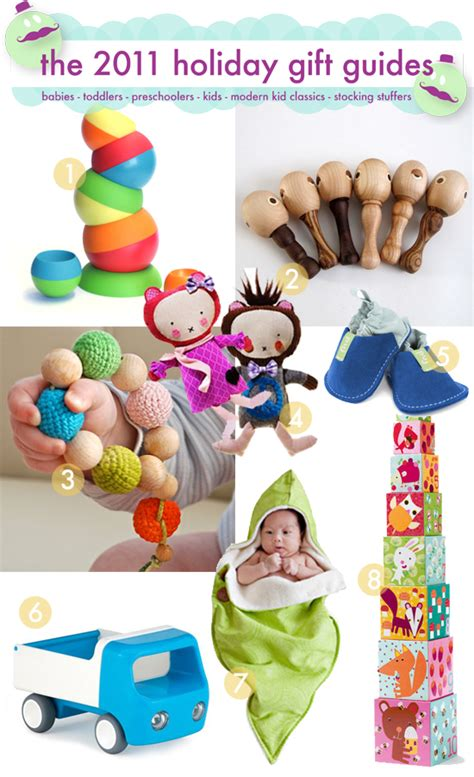 holiday gift guides for babies top toys for infants this