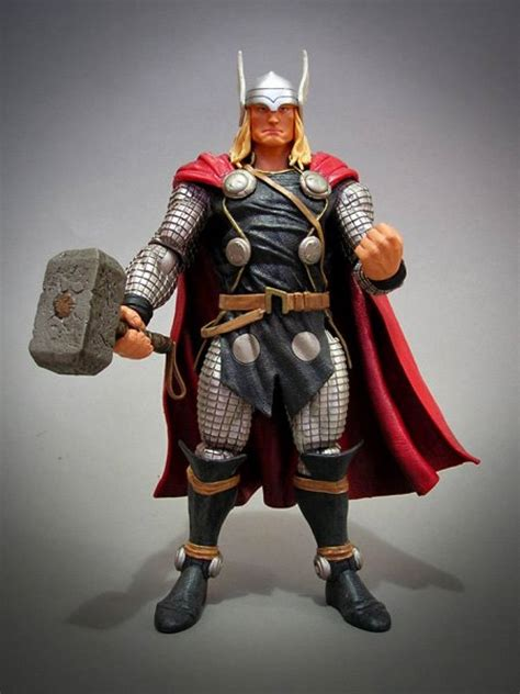 Thor Figure Marvel marvel select thor the store