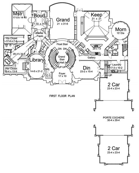 the breakers floor plan breakers 6047 5 bedrooms and 5 baths the house designers