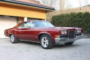 1971 Pontiac Bonneville 1971 Pontiac Drive Fast Die