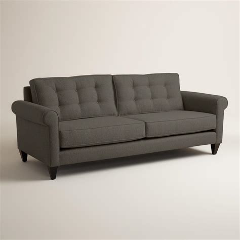 world market studio day sofa graywash studio day sofa best sofa decoration