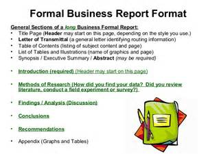 Writing A Business Report by How To Write A Business Report In Apa Format Cheapest Custom Essay Writing