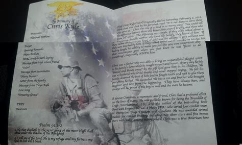 conservative tree house chris kyle funeral thoughts on services from yankeeintx