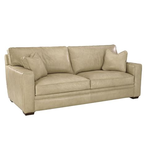 klaussner leather sofa klaussner homestead leather sofa johnny janosik sofas