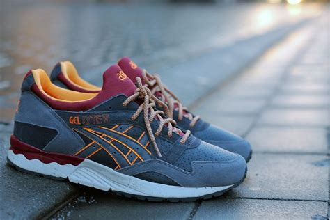 soldes chaussures asics gel lyte  homme pas cher