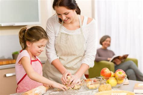 Kitchen Tea Food Ideas 9 meaningful bonding activities for mothers and daughters