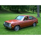 Archive For The 'Chevrolet Chevette' Tag