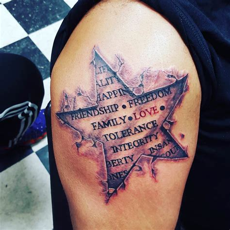 6 star tattoo designs 34 tattoos designs tattoos designs design trends