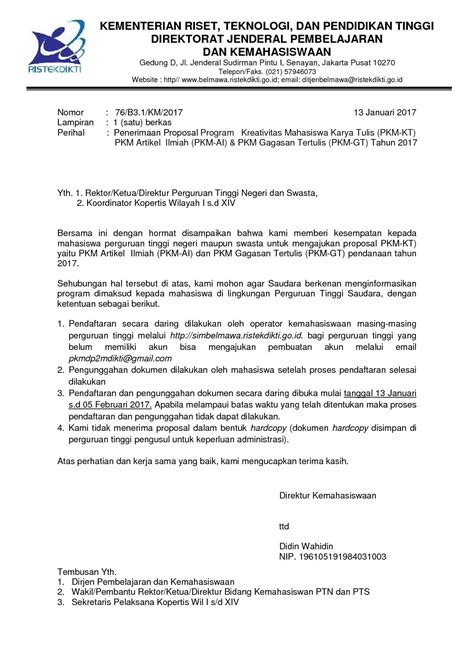 bisnis plan format pkm penerimaan proposal pkm kt 2017 program kreativitas