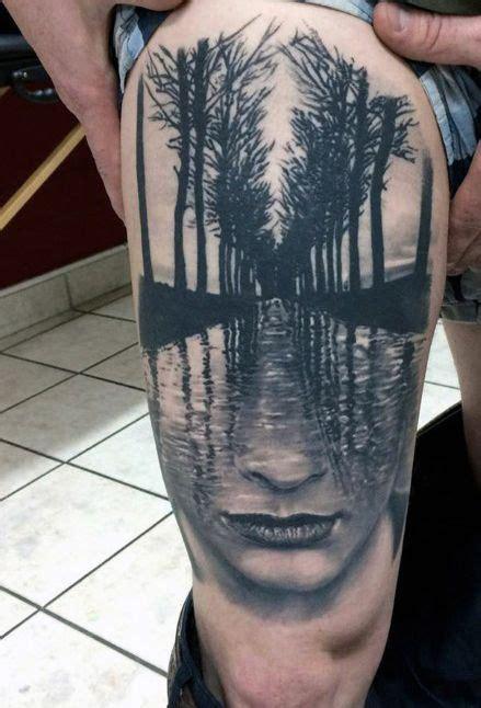 bigfoot silva tattoo top 80 best abstract tattoos for artistic designs