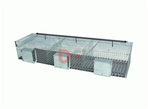 accessori gabbie gabbie gabbia conigli fattrici 3 fori cm 183x50xh33