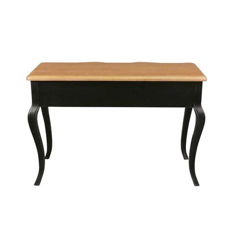 petit bureau noir bureau noir proven 231 al de style louis xv meuble shabby