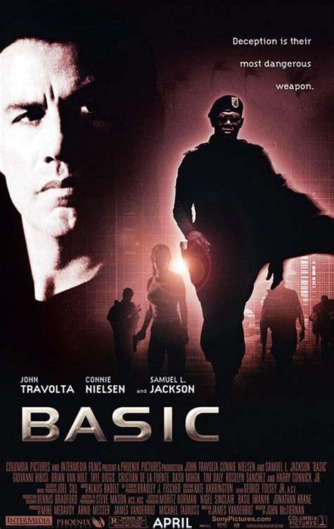 Imdb Basic 2003 | basic movie poster 1 of 3 imp awards