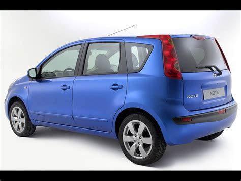 nissan note 2006 2006 nissan note pictures information and specs auto