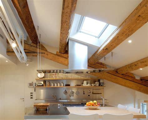 cucine per mansarde basse cucine per mansarde basse great arredamento su misura