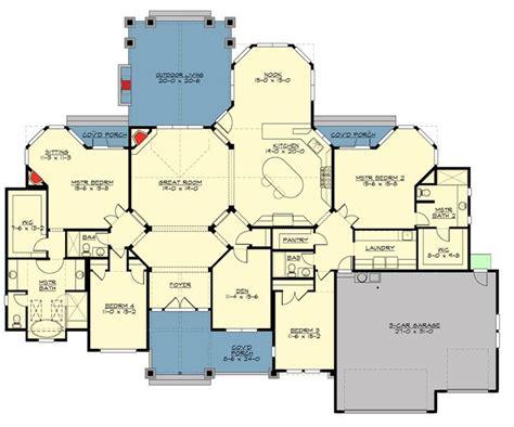 master floor plans best 25 mountain house plans ideas on