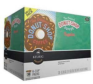donut house coffee green mountain or donut house k cups 72 ct 24 98 ftm