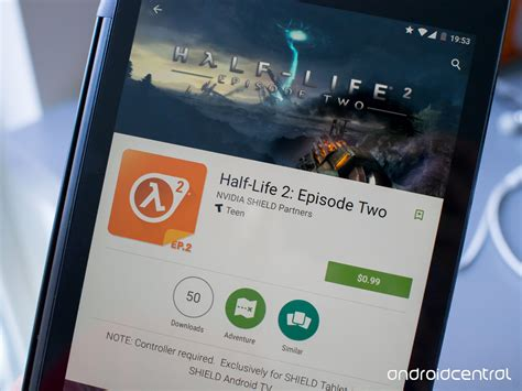 half 2 android half 2 episode two three other titles arrive for shield android tv and shield tablet