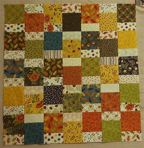 Quilt Pattern Using 5 Inch Squares | fast easy designs with 5 inch squares quilts by jen