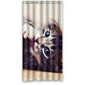 Cat Bathroom Accessories Fashion Cat Waterproof Bathroom Fabric Shower Curtain Bathroom Decor 36 Quot X 72
