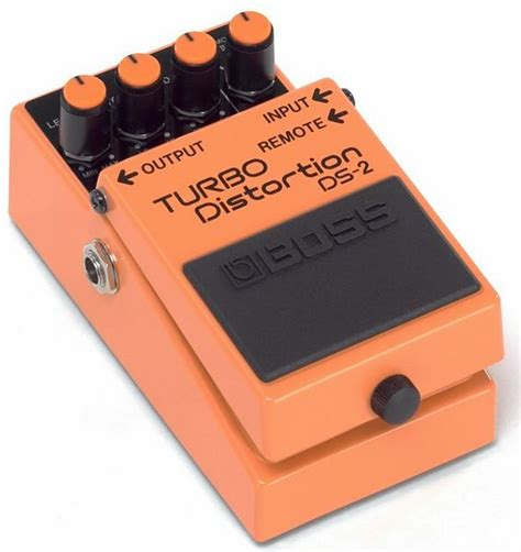 Ds 2 Turbo Distortion 2 Sound Klasik Efek Stompbox Gitar midiaudio ds 2 turbo distortion