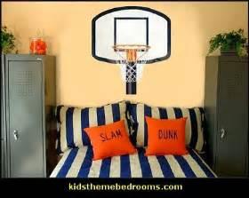 Basketball Themed Bedroom decorating theme bedrooms maries manor baseball
