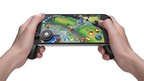 Gamesir F1 Joystick Grip For Smartphone Gaming gamesir f1 joystick controller grip for moba mmorpg