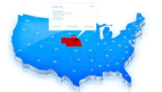 free us map template for photoshop powerpoint presentation
