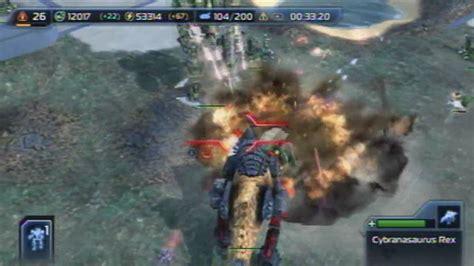 supreme commander 2 supreme commander 2 xbox 360 gameplay 2