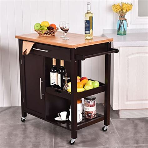 portable kitchen island with storage 2018 top 10 best portable kitchen islands best of 2018 reviews no place called home