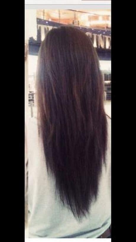 v cut layered hair v shaped layered haircut newhairstylesformen2014 com