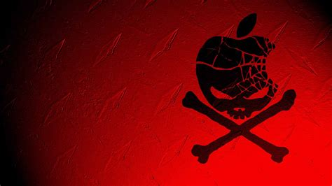 Wallpaper Apple Skull | hq wallpapers apple skull wallpapers