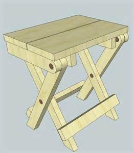 folding wood stool plans free ideas pdf ebook uk