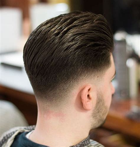 types of pompadours 20 top men s fade haircuts that are trendy now