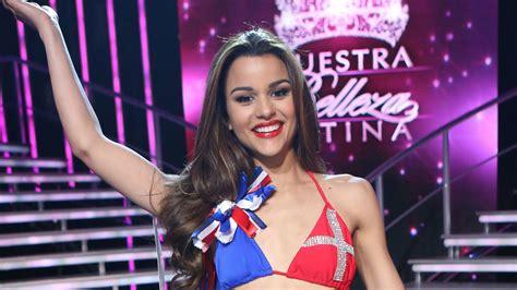 octava eliminada nuestra belleza latina 2015 clarissa molina dominican republic universe 2015