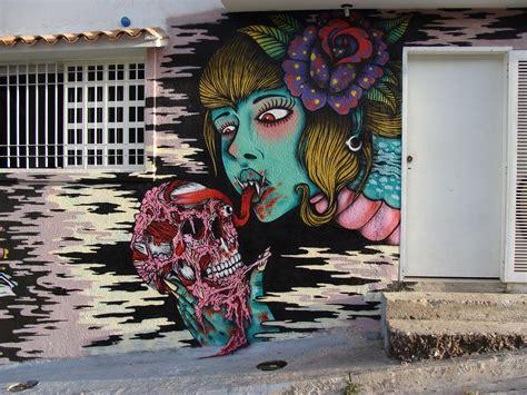 wallpaper wall road snake blood skull death
