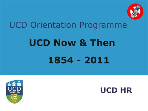 Orientation Programme For Mba Students Ppt by Ucd Hr Home Autos Post