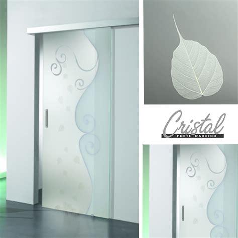 cristal porte porte in vetro scorrevoli cristal porte darredo porte in