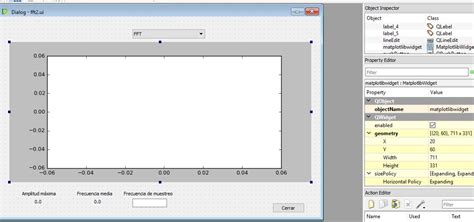 tutorial python y qt python drawing in a matplotlib widget in qtdesigner