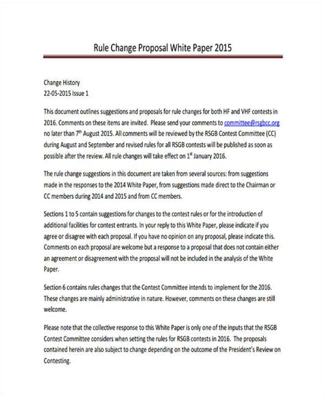how to write a white paper format how to write a white paper free template