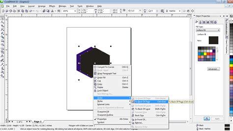 membuat watermark dengan corel cara membuat logo telkomsel dengan corel draw dian