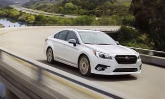 Legacy Subaru 2018 Subaru Legacy And Outback Pricing Announced The