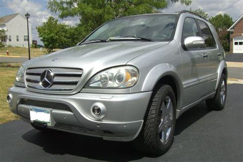 2002 mercedes ml55 amg 2002 ml55 amg for sale best offer mbworld org