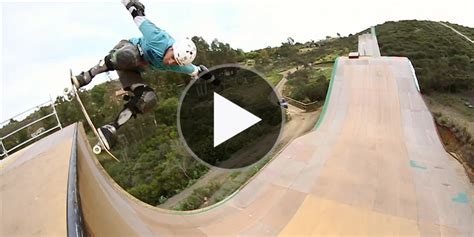 bob burnquist backyard bob burnquist s quot dreamland quot a backyard progression