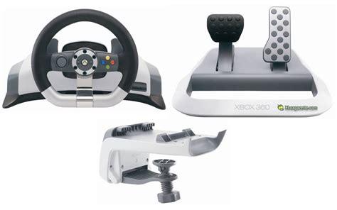 volante microsoft xbox 360 volant xbox360