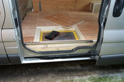 Sprinter Floor Plans by Van Racking Thisiscarpentry