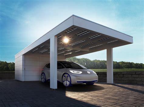Solar Carport Design 0 solarcarport solarterrassendach aus holz alu oder stahl
