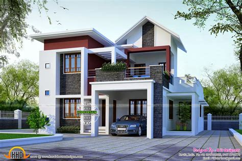 house front parapet wall designs zion star