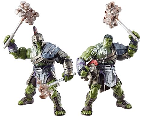 Marvel All Figure thor ragnarok marvel legends figures revealed gladiator